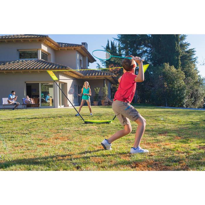 Badmintonnet Easy Net geel