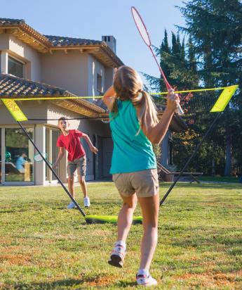 bienfait badminton ludique