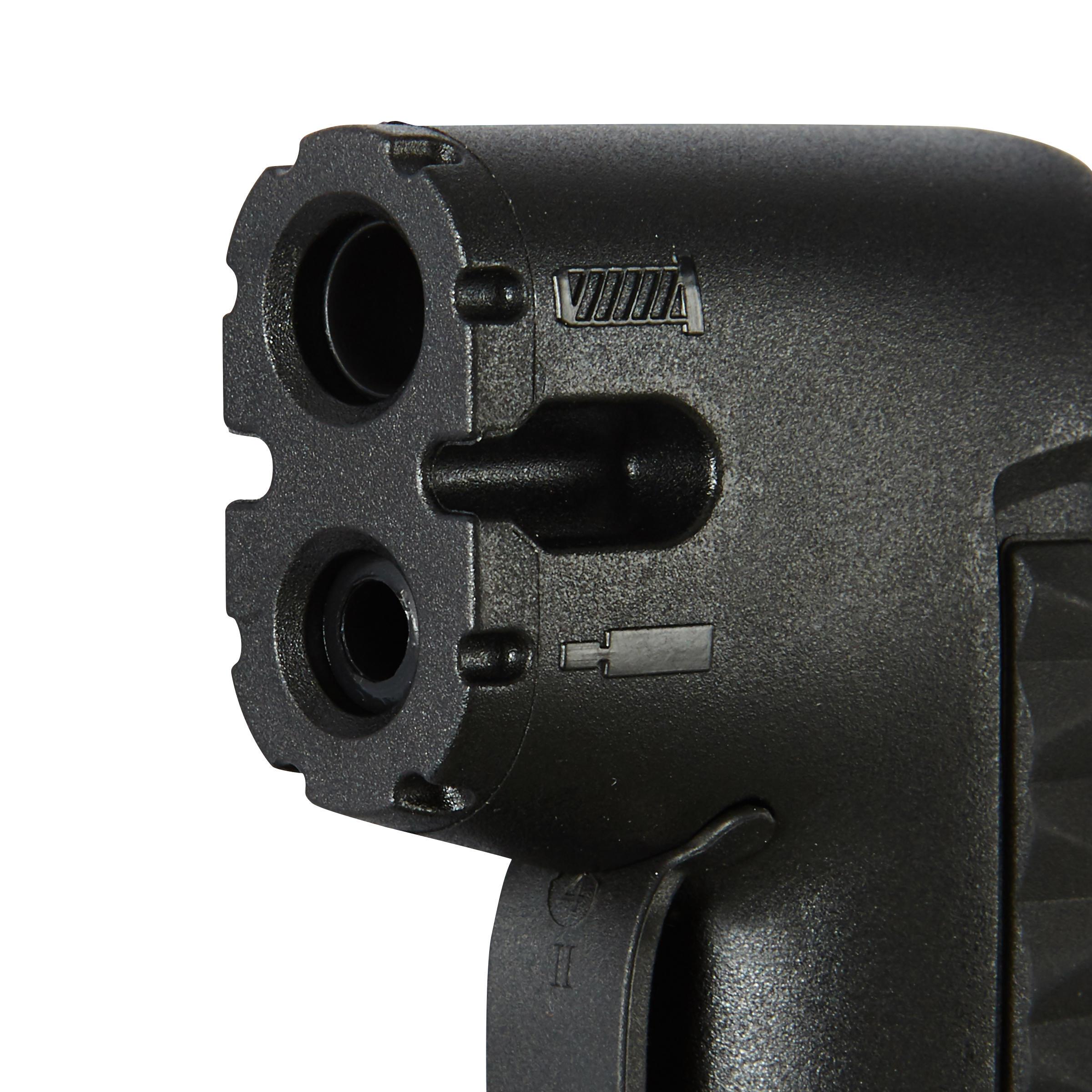 500 Hand Pump - Black