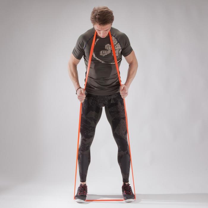 500 交叉訓練緊身褲 - 黑色