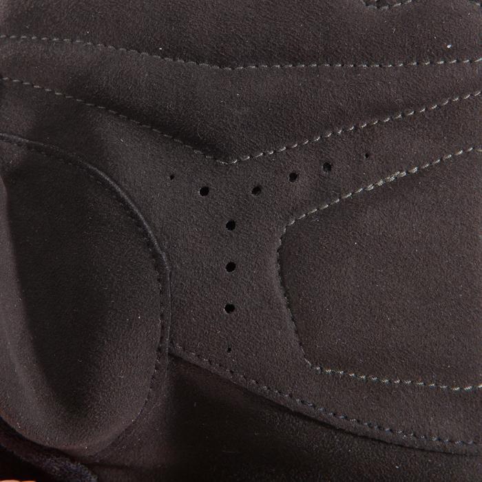 Gant musculation 500 noir kaki