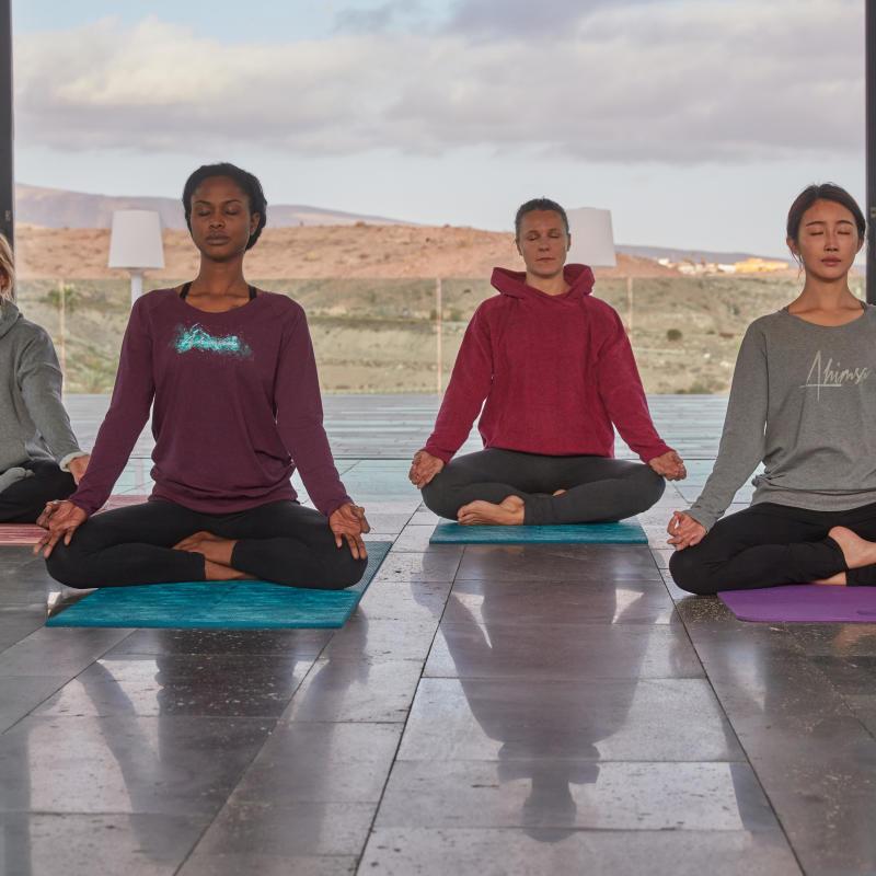 瑜珈對身心的好處