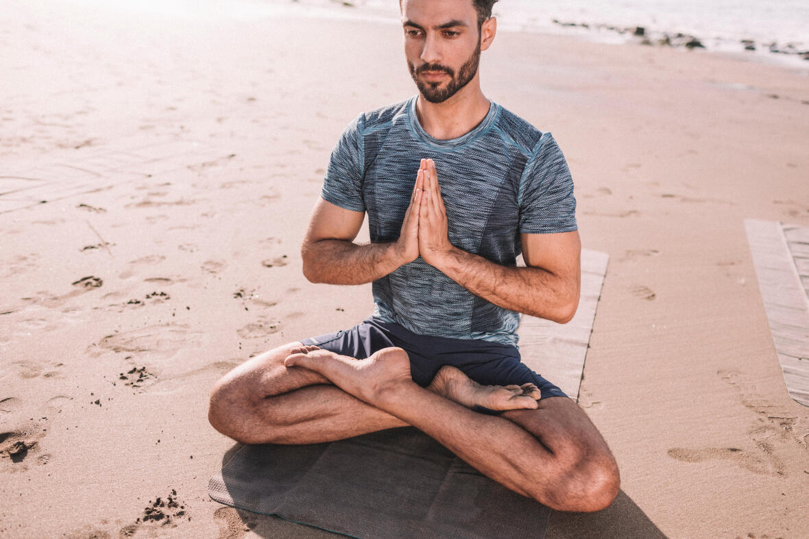 Meditera för att bli kvitt beroenden