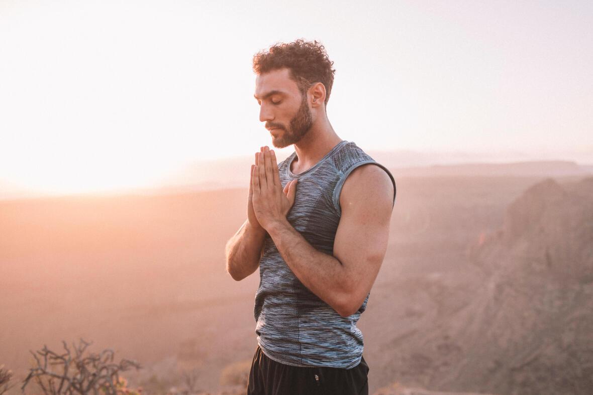 Meditera för minskad stress