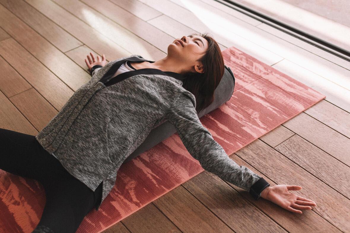 Meditera för att sova bättre