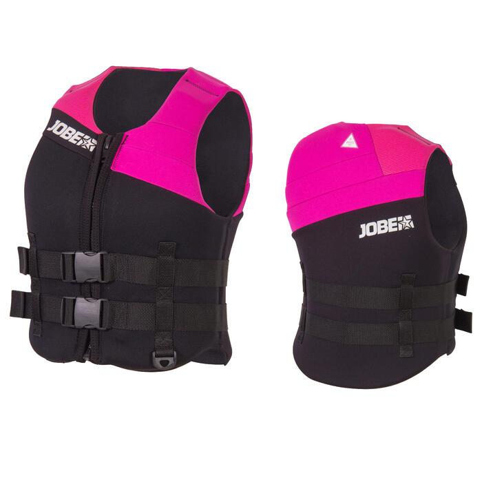 Chaleco de Wakeboard Serenity Jobe para mujer rosa