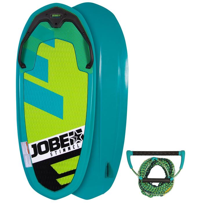 Kneeboard evolutivo pack Stimmel verde