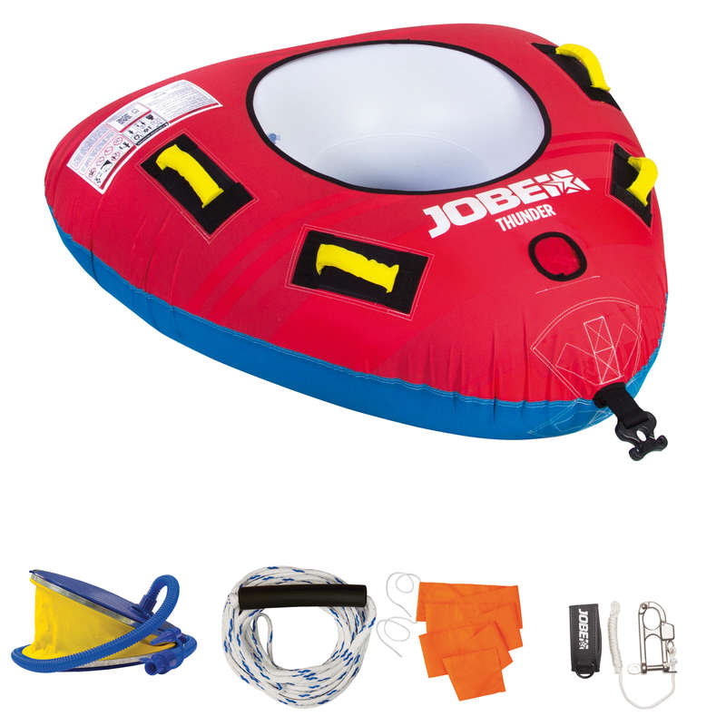 TOWABLES TUBE All Watersports - Towable tube 1 pers Thunder JOBE - All Watersports