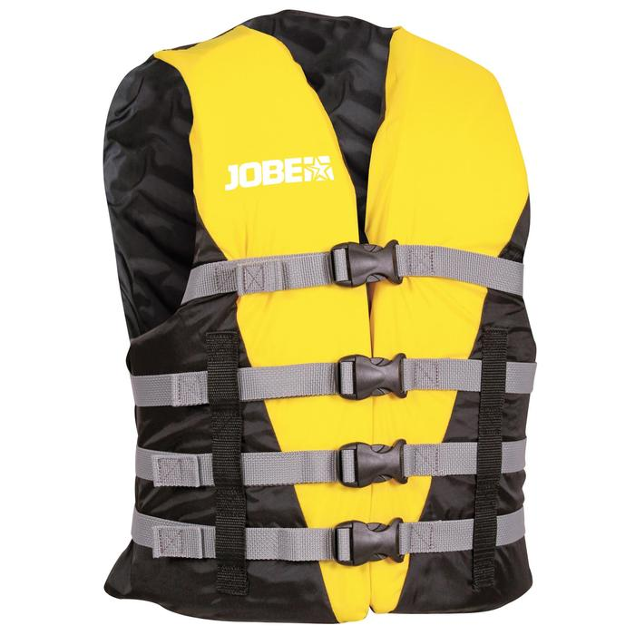 GILET SPORTS TRACTES POINTER JOBE JAUNE