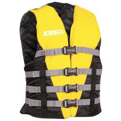 Zwemvest voor gesleepte watersporten Jobe geel