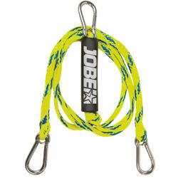 Cuerda triángulo V De Deportes de Tracción Amarillo