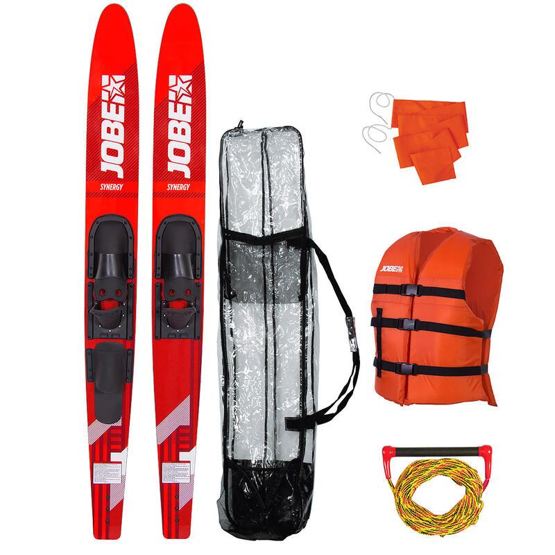 Bouée tractée et ski nautique