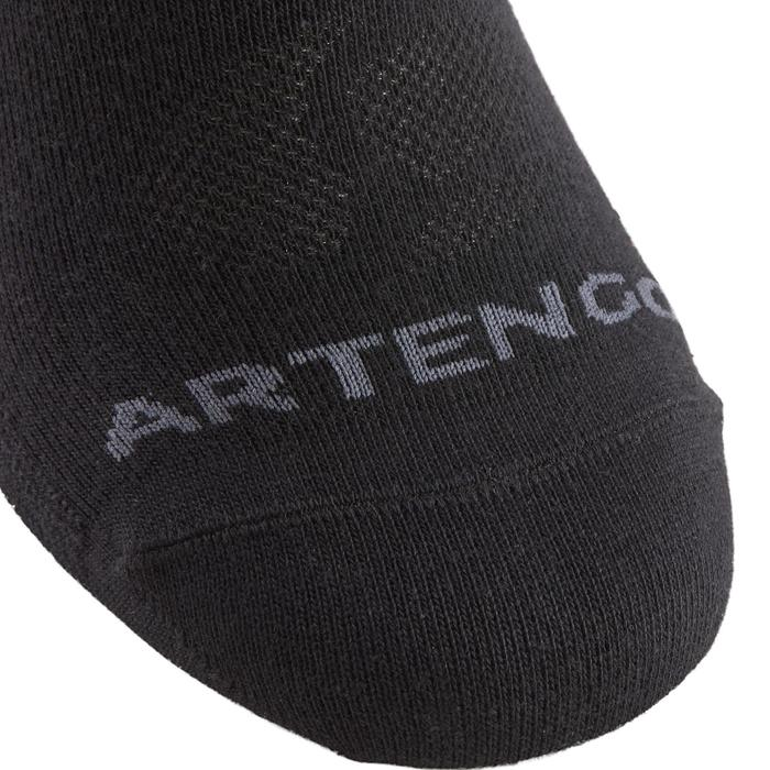 High Tennis Socks RS 160 Tri-Pack - Black