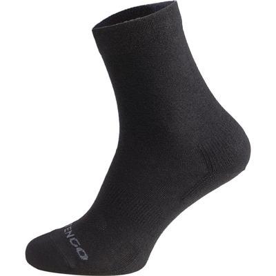 Комплект високих спортивних шкарпеток RS160, 3 пари – Чорні