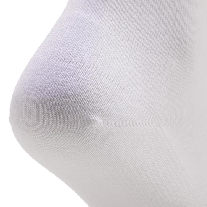 3雙入高筒襪RS 160-白色