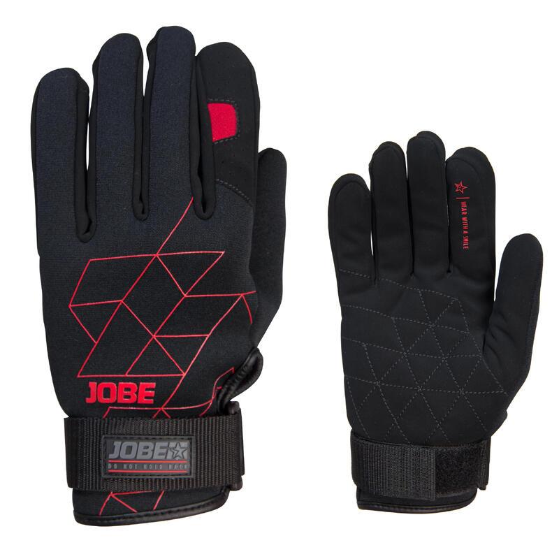 Wakeboard gloves JOBE Stream Black