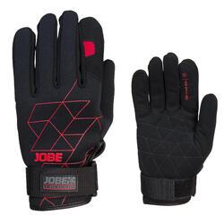 Handschoenen voor wakeboarden Jobe Stream zwart