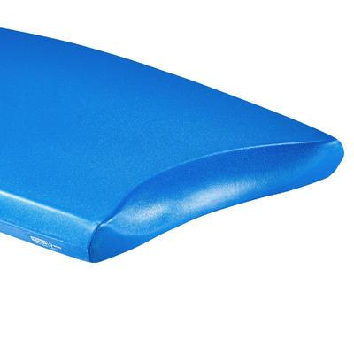"""Bodyboard 100 bleu 1er prix technique enfant 6-12 ans 35"""" + leash"""