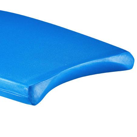 "Tabla Bodyboard 100 Niños 6-12 Años 35"" Azul. Incluye leash."