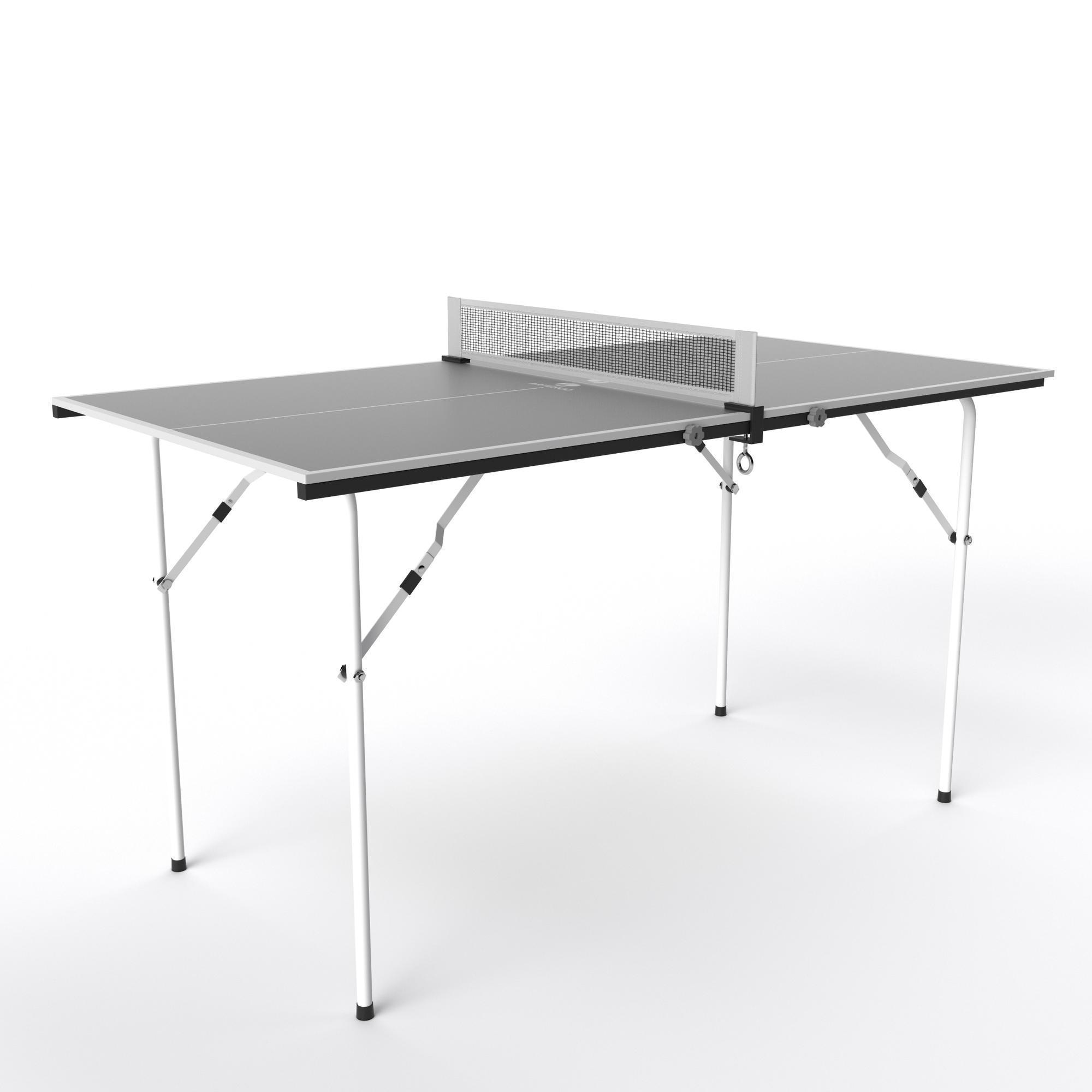 ppt 500 s indoor free ping pong table artengo