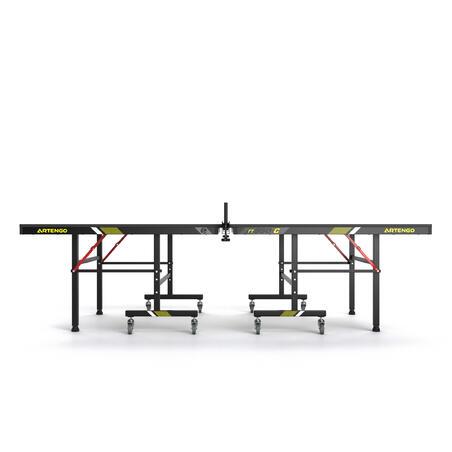 Meja Tenis Meja Klub Disetujui-FFTT Dalam Ruangan FT 950 - Biru