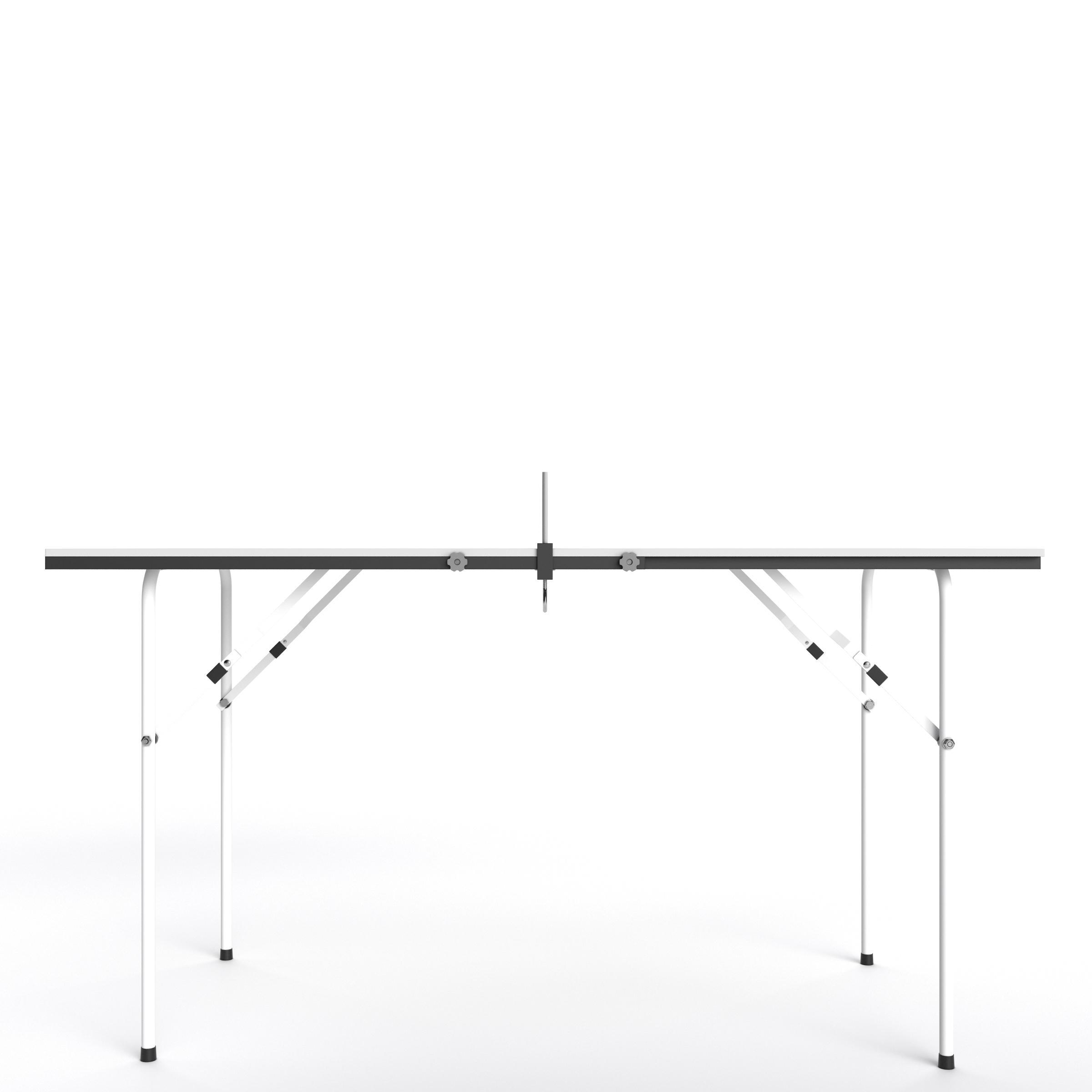 TABLE DE TENNIS DE TABLE FREE PPT 500 SMALL INDOOR