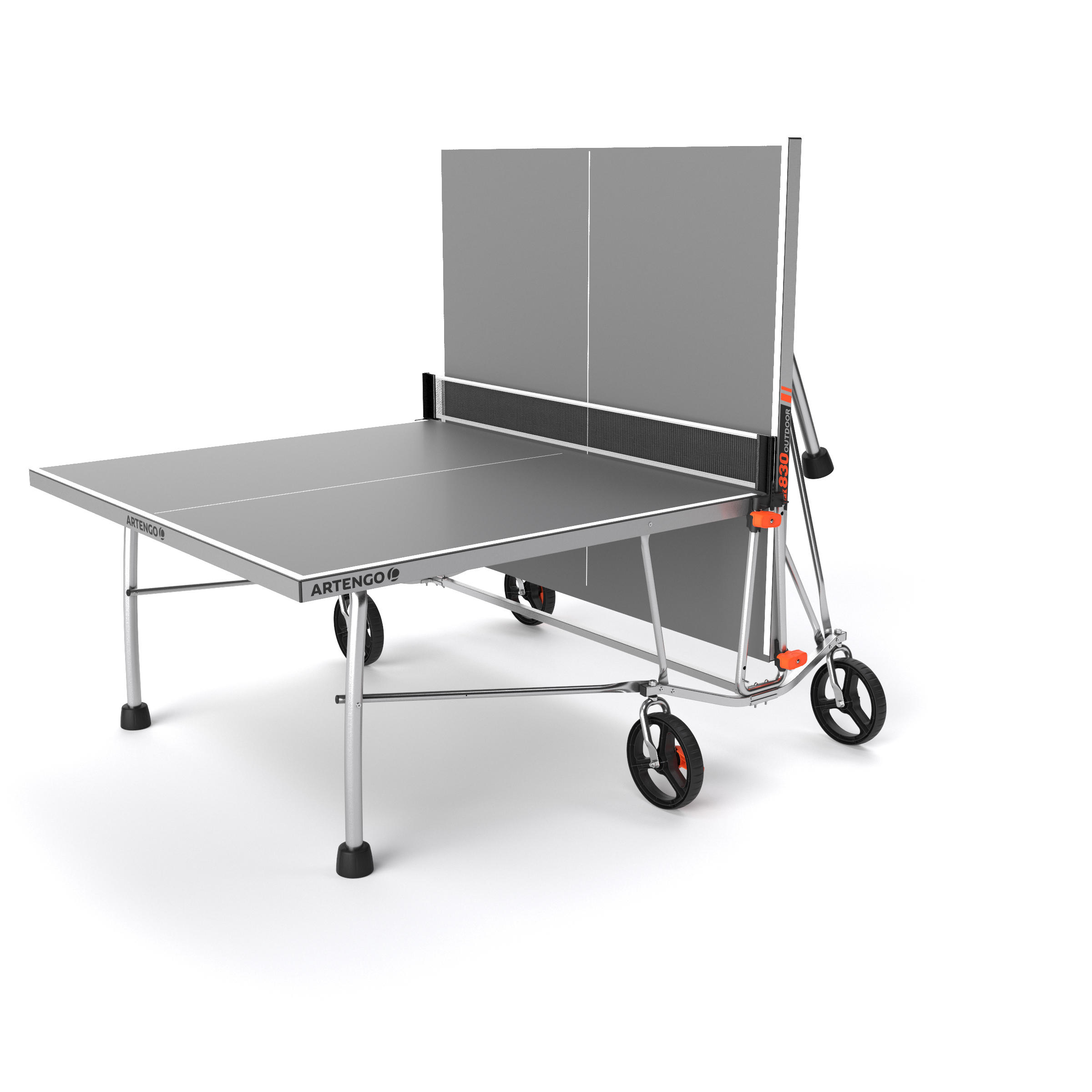 PPT 530 Outdoor Free Table Tennis Table