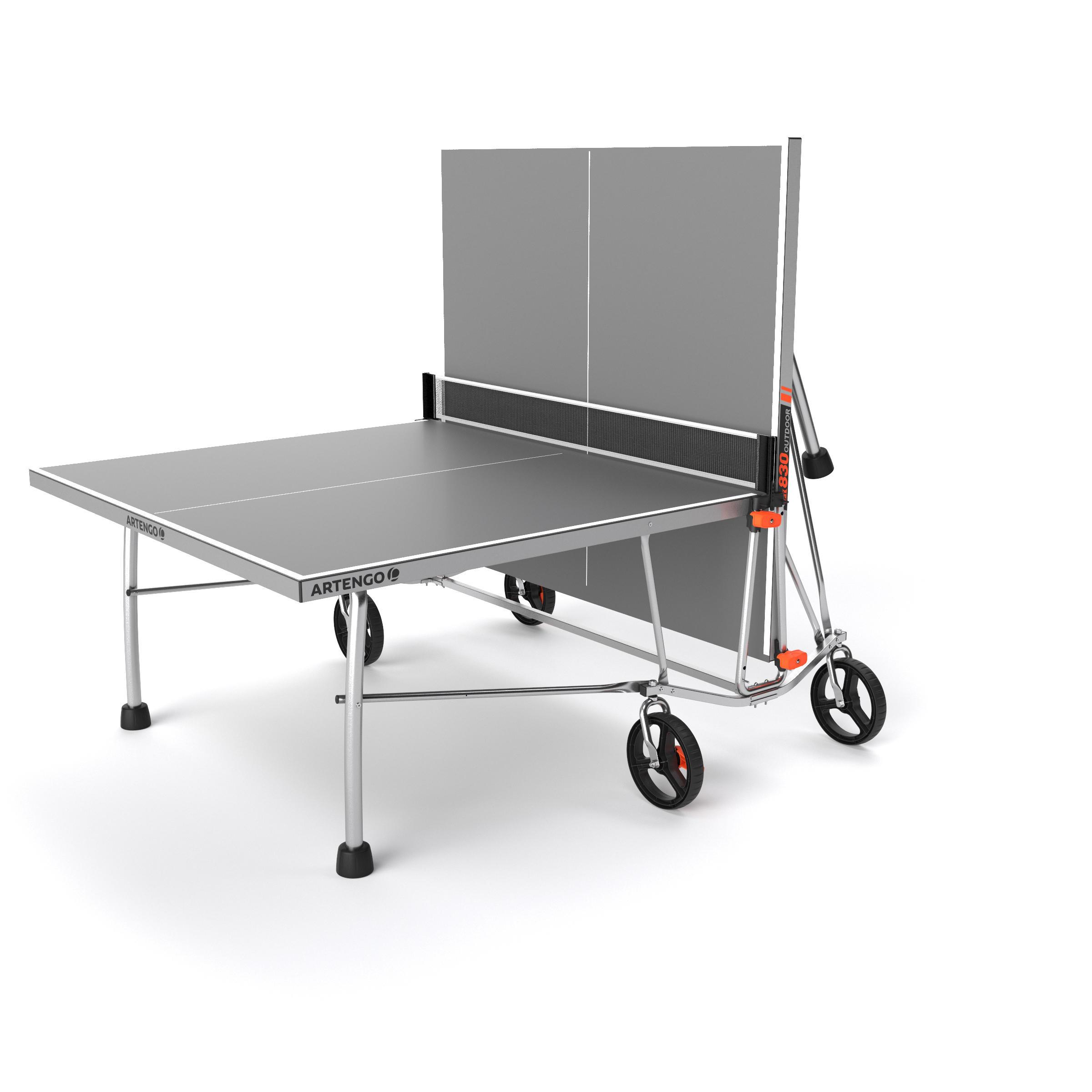 TABLE DE TENNIS LIBRE PPT 530 EXTÉRIEUR