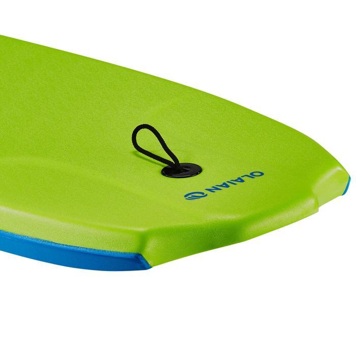"Bodyboard 100 S (35"")  avec semelle de glisse et leash. - 1312126"