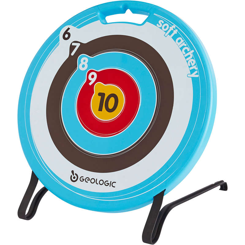 ARCHERY TARGETS,TARGET FACES,STANDS Archery - Discovery Soft Target GEOLOGIC - Archery