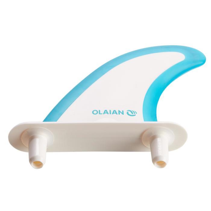 Surfboard-Finne 100 Soft Edge weiche Kanten für Softboard