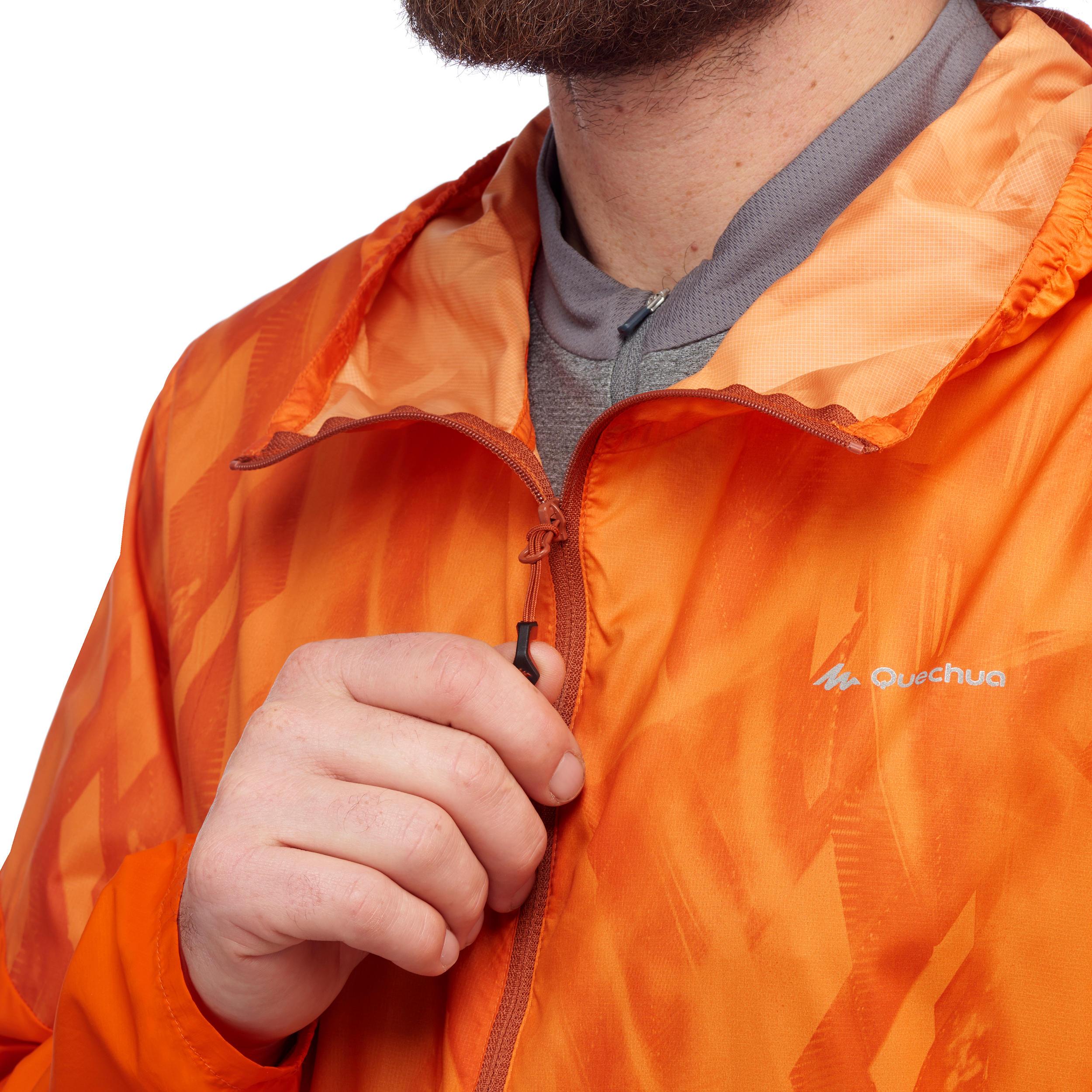 Helium Randonnée Fh500 Veste Homme Rapide Orange Coupe De Wind Vent qw4FxSgf