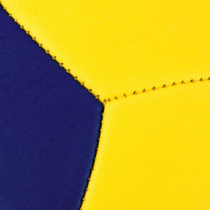Ballon de volley-ball Wizzy 260-280g blanc et bleu à partir de 15 ans - 1312362