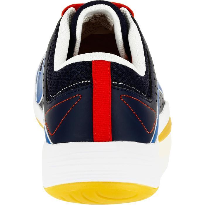 Zapatillas de voleibol V100 hombre azules