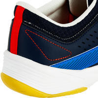 Chaussures de volleyball V100 homme bleu