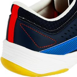 Chaussures de volley-ball V100 homme bleues