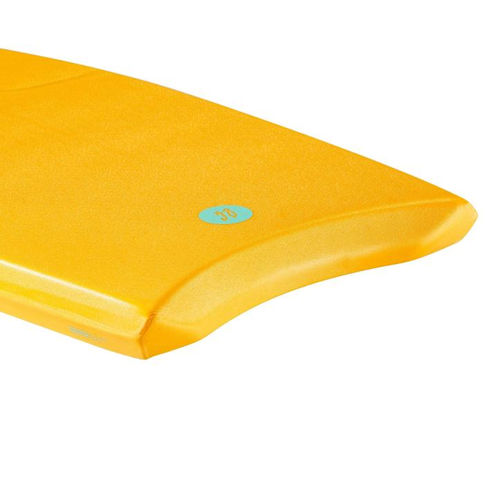 "Bodyboard 100 38"" orange livré avec leash - 1312475"