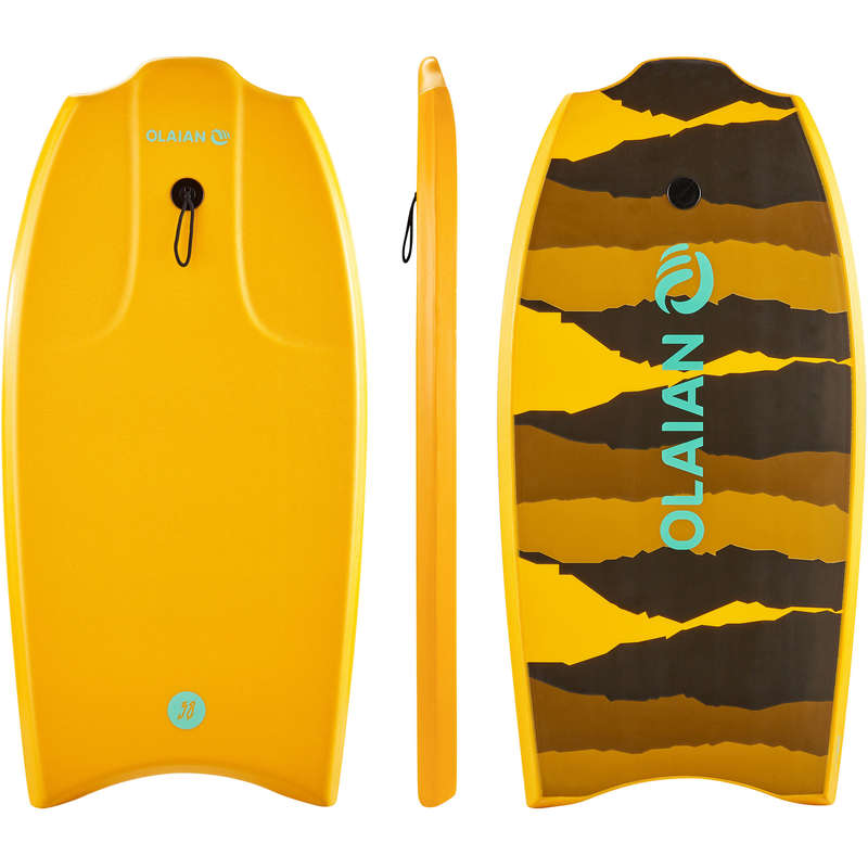 BODYBOARDS E ACESSÓRIOS DESP. DE ONDAS - Prancha Bodyboard 100+Leash RADBUG - All Catalog