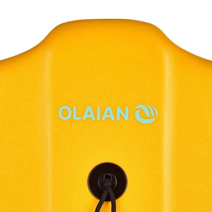 "Bodyboard 100 38"" orange livré avec leash - 1312479"