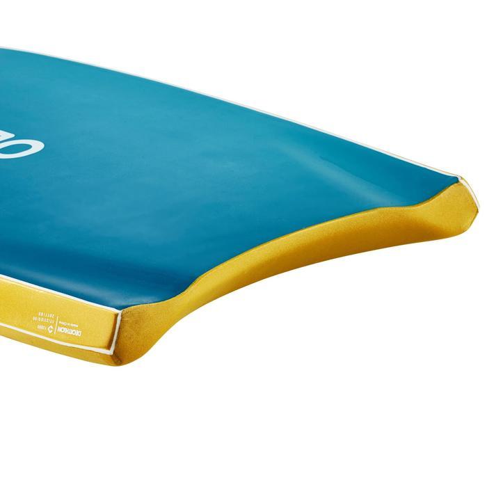 Bodyboard 500 40'' mit Leash gelb