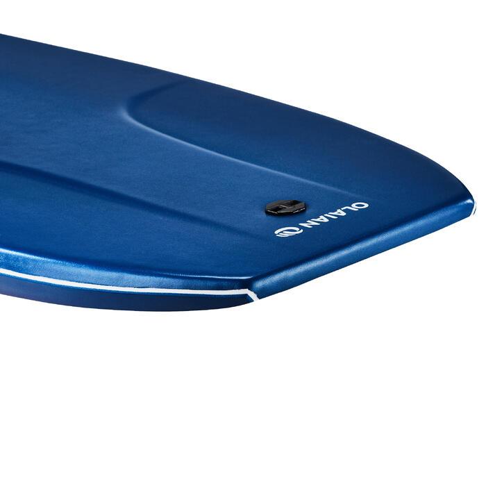 """Bodyboard 500 45"""" azul oscuro se entrega con leash"""