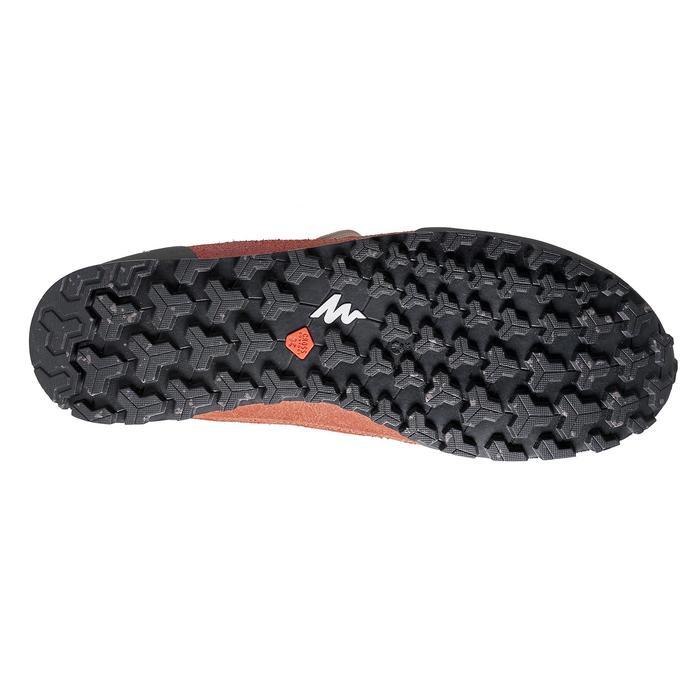 NH500 男款自然健行運動鞋 - 西瓜色