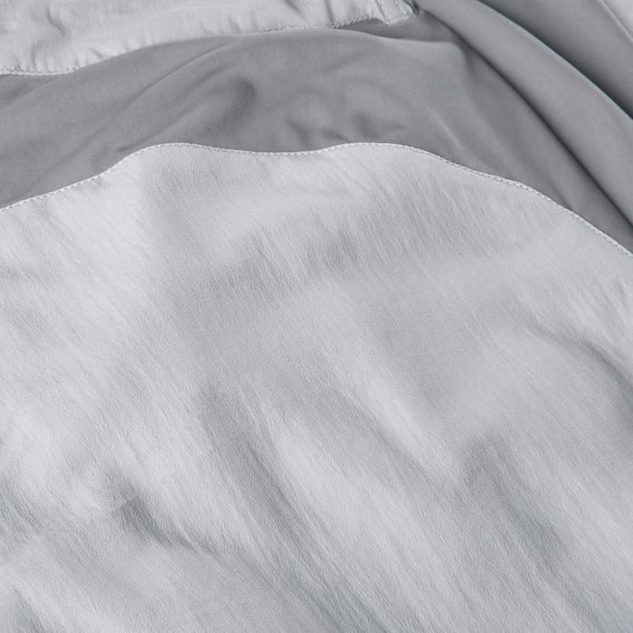 Pantalon de randonnée en montagne MH100 Femme Gris foncé - 1312819