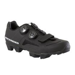 Chaussures VÉLO M XC 500 noires