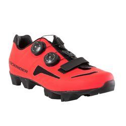 MTB-schoenen XC 500 rood