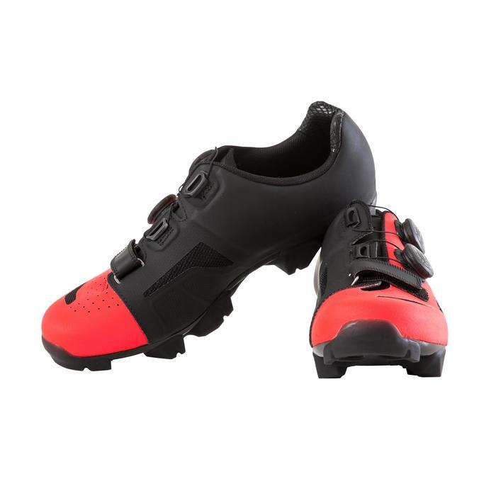 Zapatillas BTT XC 500 rojas