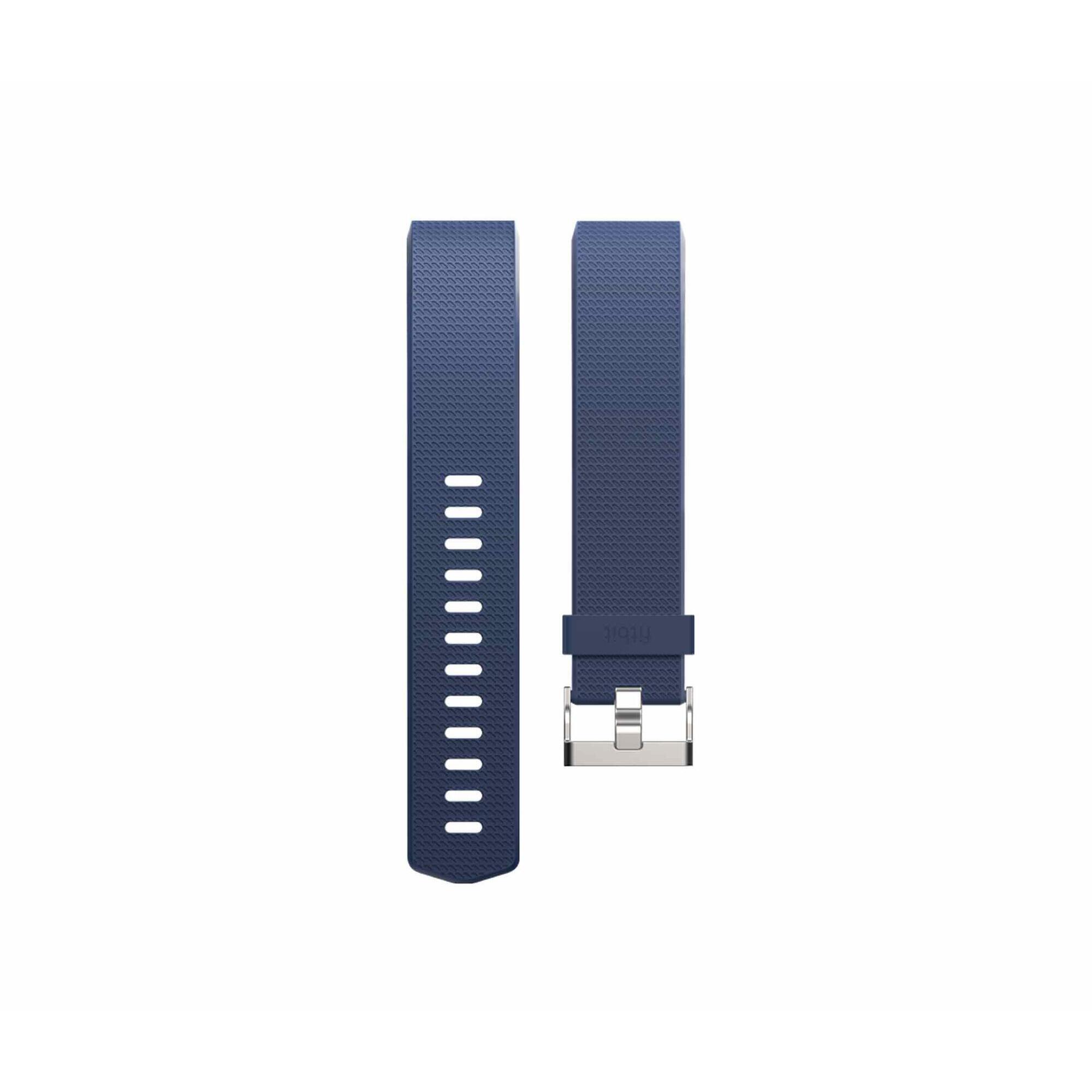 Fitbit Bandje voor Charge 2 blauw (maat L) thumbnail