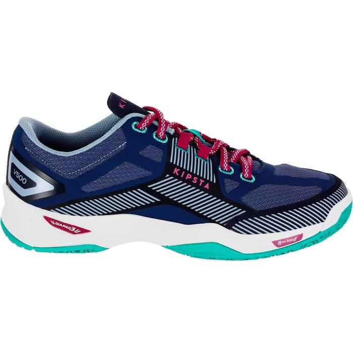 V500 Women's Volleyball Shoes - Blue