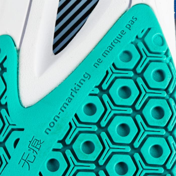 Chaussures de volley-ball V500 femme bleues