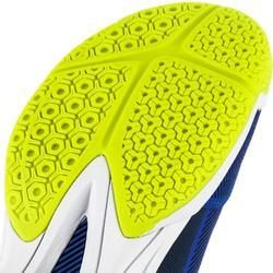 Halfhoge volleybalschoenen voor heren V500 blauw